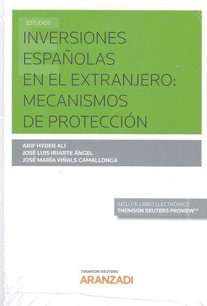 INVERSIONES ESPAÑOLA EN EL EXTRANJERO