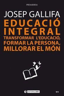 EDUCACIÓ INTEGRAL