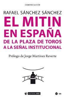 EL MITÍN EN ESPAÑA