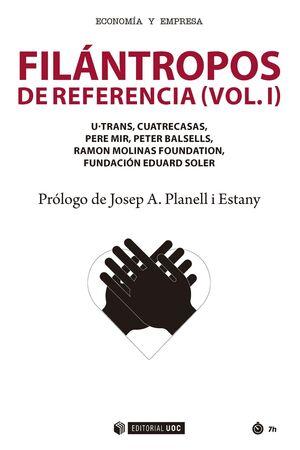 FILÁNTROPOS DE REFERENCIA (VOL. I)