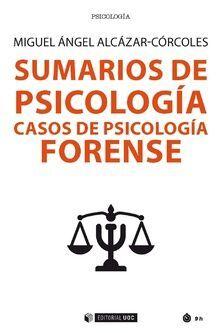 SUMARIOS DE PSICOLOGÍA