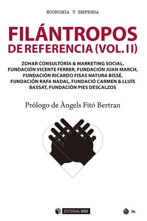 FILÁNTROPOS DE REFERENCIA (VOL. II)