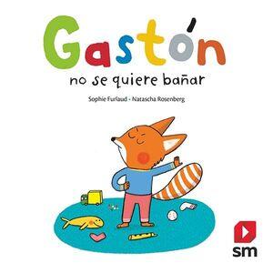 GASTÓN NO SE QUIERE BAÑAR