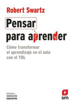 PENSAR PARA APRENDER (PACK)