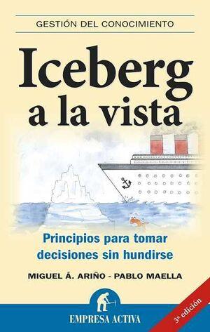 ICEBERG A LA VISTA