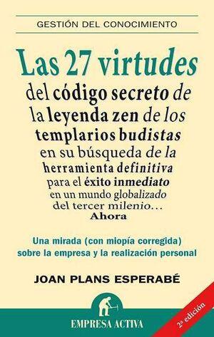 LAS 27 VIRTUDES