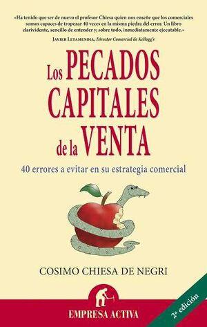 LOS PECADOS CAPITALES DE LA VENTA