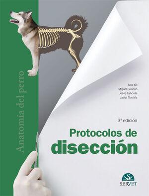 PROTOCOLOS DE DISECCIÓN