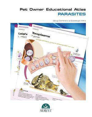 PARASITES. PET OWNER EDUCATIONAL ATLAS