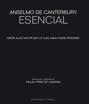 ANSELMO DE CANTERBURY ESENCIAL