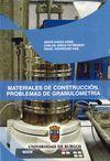 MATERIALES DE CONSTRUCCIÓN. PROBLEMAS DE GRANULOMETRÍA