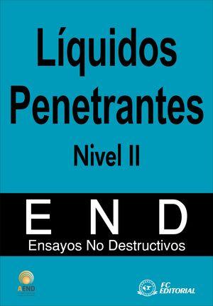 LÍQUIDOS PENETRANTES. NIVEL II
