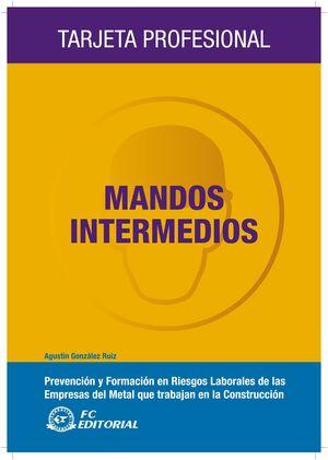 MANDOS INTERMEDIOS