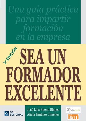 SEA UN FORMADOR EXCELENTE