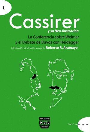 CASSIRER Y SU NEO-ILUSTRACIÓN