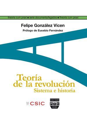TEORÍA DE LA REVOLUCIÓN