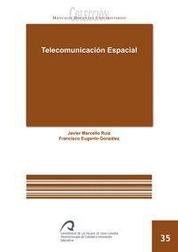 TELECOMUNICACIÓN ESPACIAL