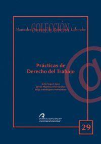 PRáCTICAS DE DERECHO DEL TRABAJO