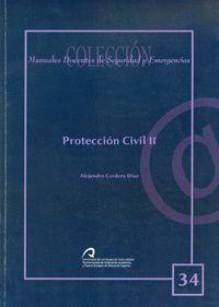 PROTECCIÓN CIVIL II