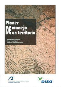 PLANES DE MANEJO DE UN TERRITORIO