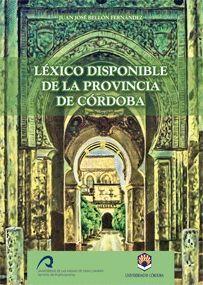 LÉXICO DISPONIBLE DE LA PROVINCIA DE CÓRDOBA