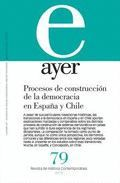 PROCESOS DE CONSTRUCCION DE LA DEMOCRACIA EN ESPAÑA Y CHILE