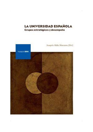 LA UNIVERSIDAD ESPAÑOLA