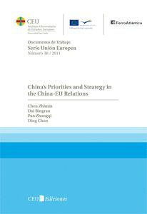 CHINA'S PRIORITIES AND STRATEGY IN THE CHINA-EU RELATIONS
