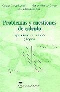 PROBLEMAS Y CUESTIONES DE CÁLCULO.