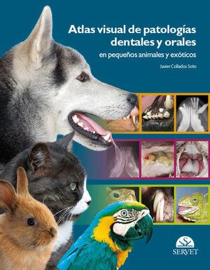 ATLAS VISUAL DE PATOLOGÍAS DENTALES Y ORALES EN PEQUEÑOS ANIMALES Y EXÓTICOS