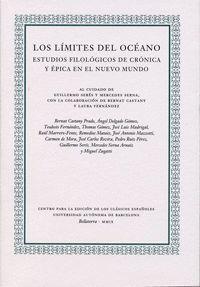 LOS LÍMITES DEL OCÉANO. ESTUDIOS FILOLÓGICOS DE CRÓNICA Y ÉPICA EN EL NUEVO MUNDO