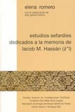 ESTUDIOS SEFARDÍES DEDICADOS A LA MEMORIA DE IACOB M. HASSÁN (Z