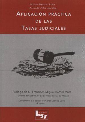 APLICACIÓN PRÁCTICA DE LAS TASAS JUDICIALES