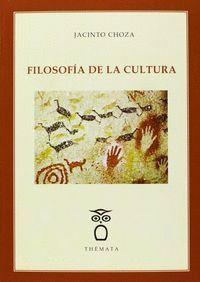 FILOSOFA DE LA CULTURA