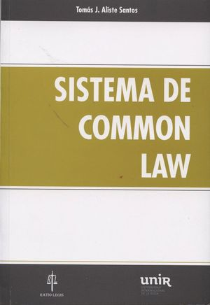 SISTEMA DE COMMON LAW