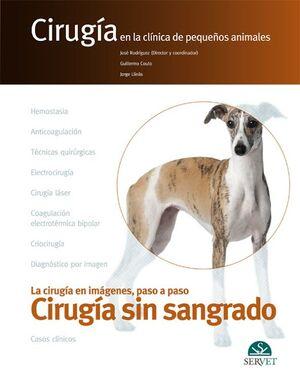 CIRUGÍA SIN SANGRADO. CIRUGÍA EN LA CLÍNICA DE PEQUEÑOS ANIMALES