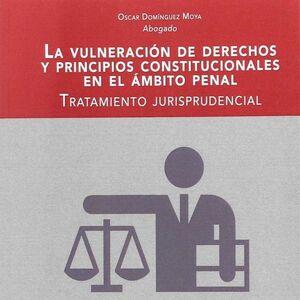LA VULNERACIÓN DE DERECHOS Y PRINCIPIOS CONSTITUCIONALES EN EL ÁMBITO PENAL