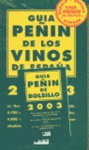 PEÑIN GUIDE TO SPANISH WINE 2015