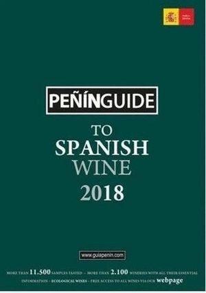 GUÍA PEÑIN TO SPANISH WINE 2018