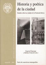 HISTORIA Y POÉTICA DE LA CIUDAD