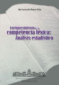 ENRIQUECIMIENTO DE LA COMPETENCIA LÉXICA: ANÁLISIS ESTADÍSTICO