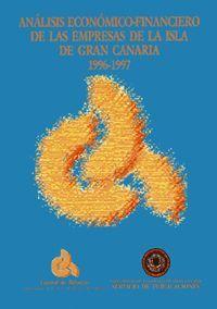 ANÁLISIS ECONÓMICO-FINANCIERO DE LAS EMPRESAS DE LA ISLA DE GRAN CANARIA 1996-1997