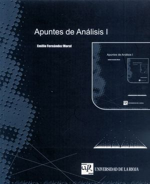 APUNTES DE ANÁLISIS I
