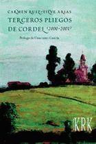 TERCEROS PLIEGOS DE CORDEL ARTÍCULOS PUBLICADOS EN LA NUEVA ESPAÑA : 2000-2001