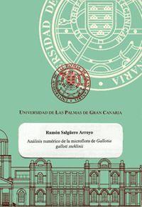 ANÁLISIS NUMÉRICO DE LA MICROFLORA AEROBIA DE GALLOTIA GALLOTI STEHLINII