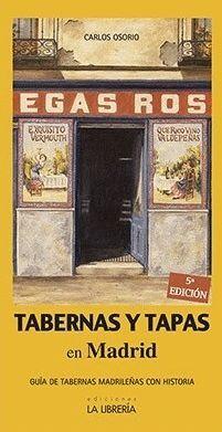 TABERNAS Y TAPAS DE MADRID