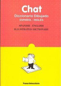 CHAT DIC.DIBUJADO ESPAÑOL-INGLES