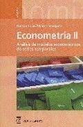 ECONOMETRÍA II. ANÁLISIS DE MODELOS ECONOMÉTRICOS DE SERIES TEMPORALES.
