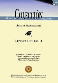 LENGUA INGLESA II