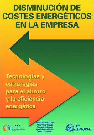 DISMINUCIÓN DE COSTES ENERGÉTICOS EN LA EMPRESA